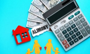 Calculate how much alimony you should receive from your ex.