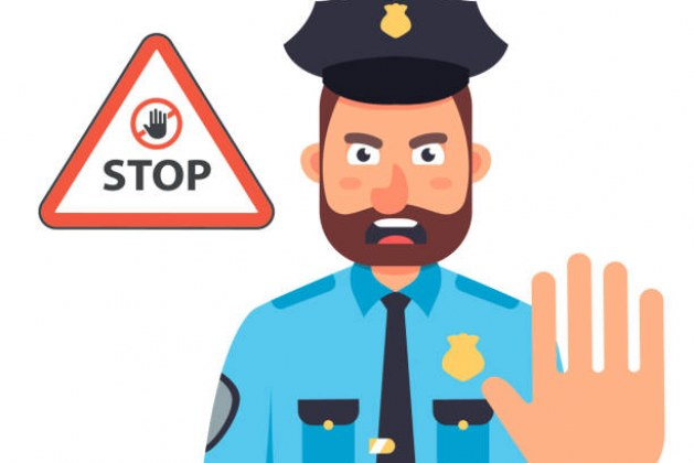 Protect Your Rights When Traffic Police Stops.
